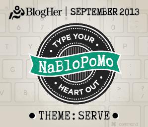 September 2013 Nablopomo