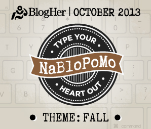 nablopomo october