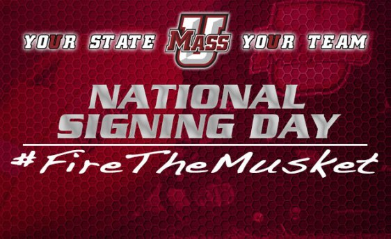 UMass 2014 recruiting