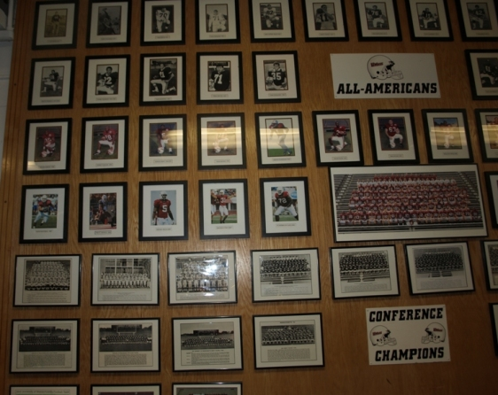 The new building will have a Hall of Fame instead of just a wall dedicated to past champions.