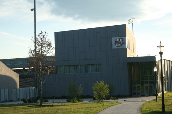 The new home of UMass Football. I could live here. Seriously.