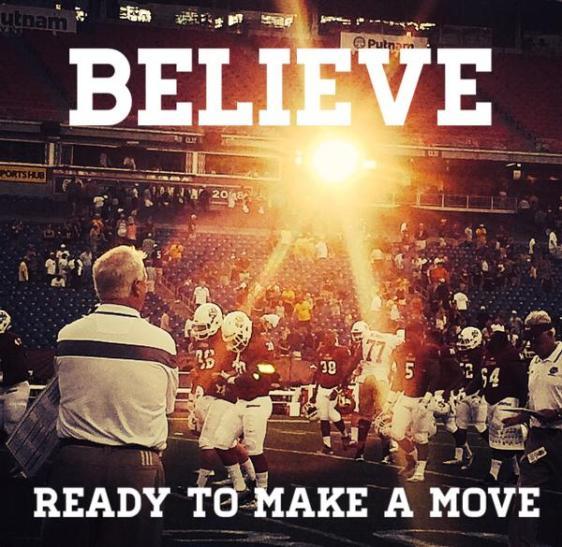 UMassFootball believe